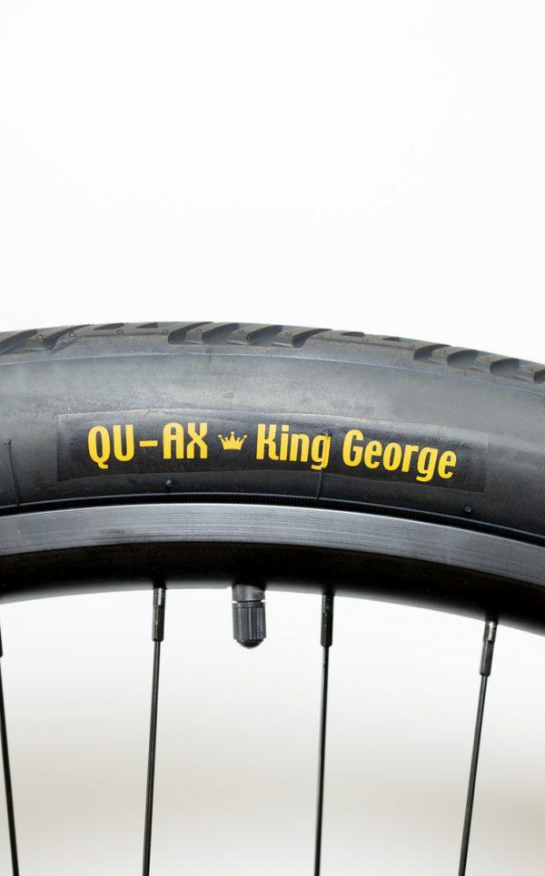 2123 QU-AX King George Tire