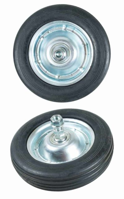 QU-AX front wheel for minibike