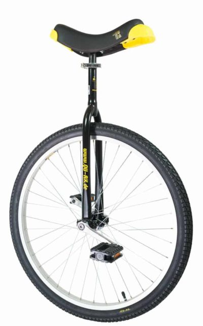 "Luxus unicycle 559 mm (26"") black"