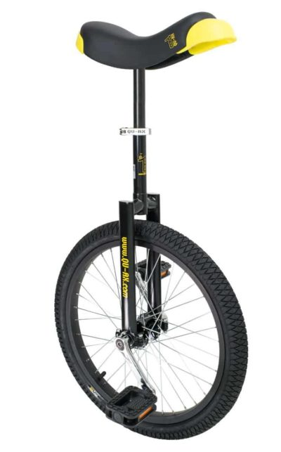 "Luxus unicycle 406 mm (20"") black"
