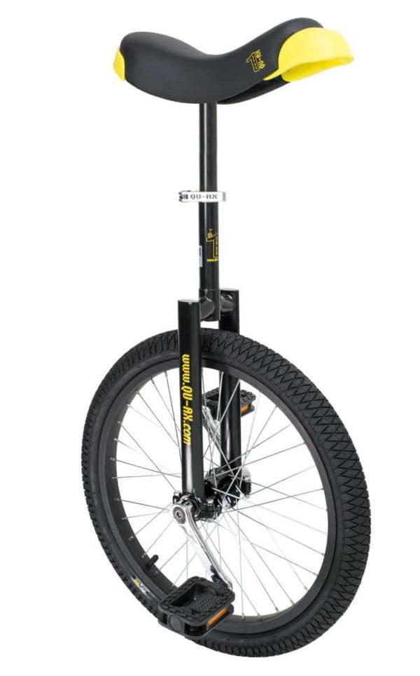 """Luxus unicycle 406 mm (20"""") black"""