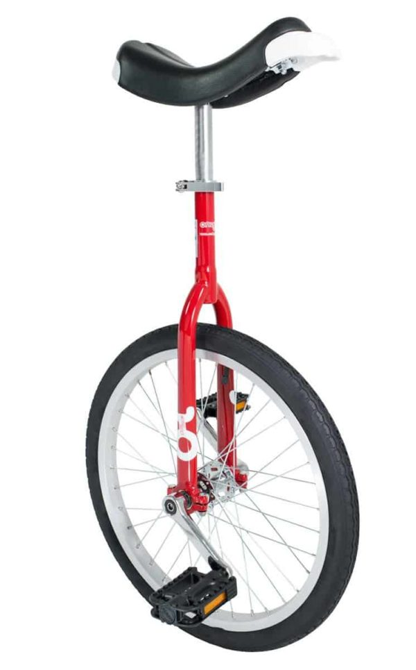 OnlyOne unicycle 406 mm (20″) red