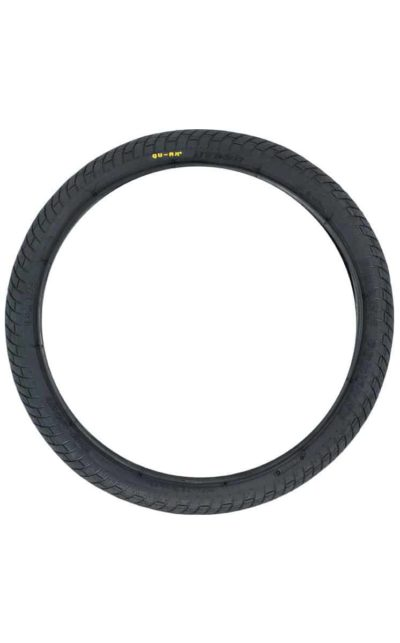 "QU-AX Tire 355 mm (18"") black"