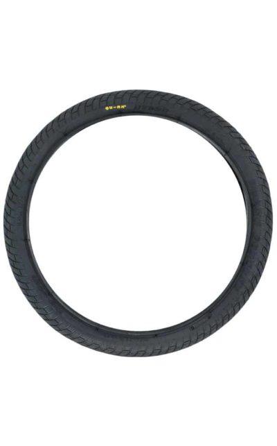 """QU-AX Tire 355 mm (18"""") black"""