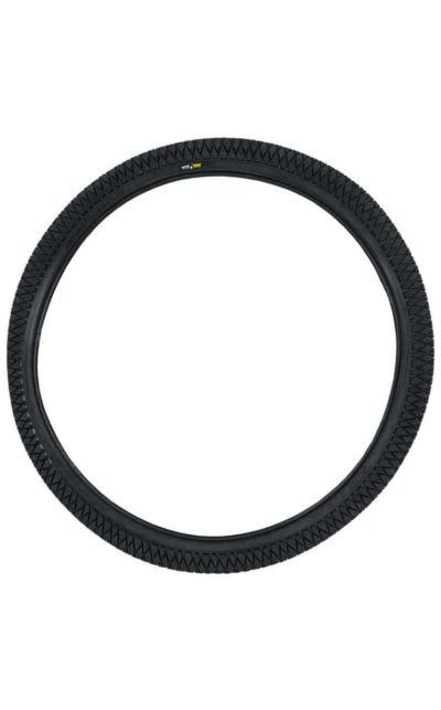 "QU-AX Tire 507 mm (24""), black"