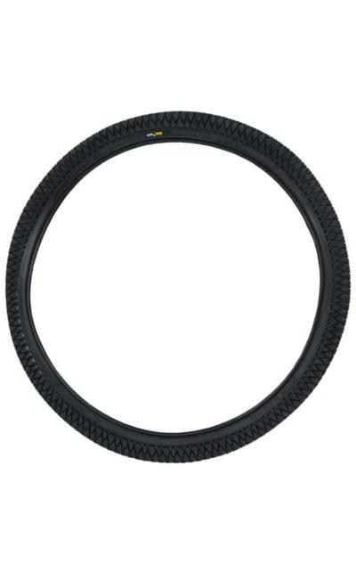 """QU-AX Tire 507 mm (24""""), black"""