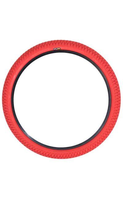 """QU-AX Tire 406 mm (20"""") red"""