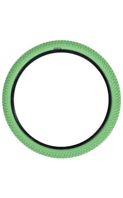 """QU-AX Tire 406 mm (20"""") green"""