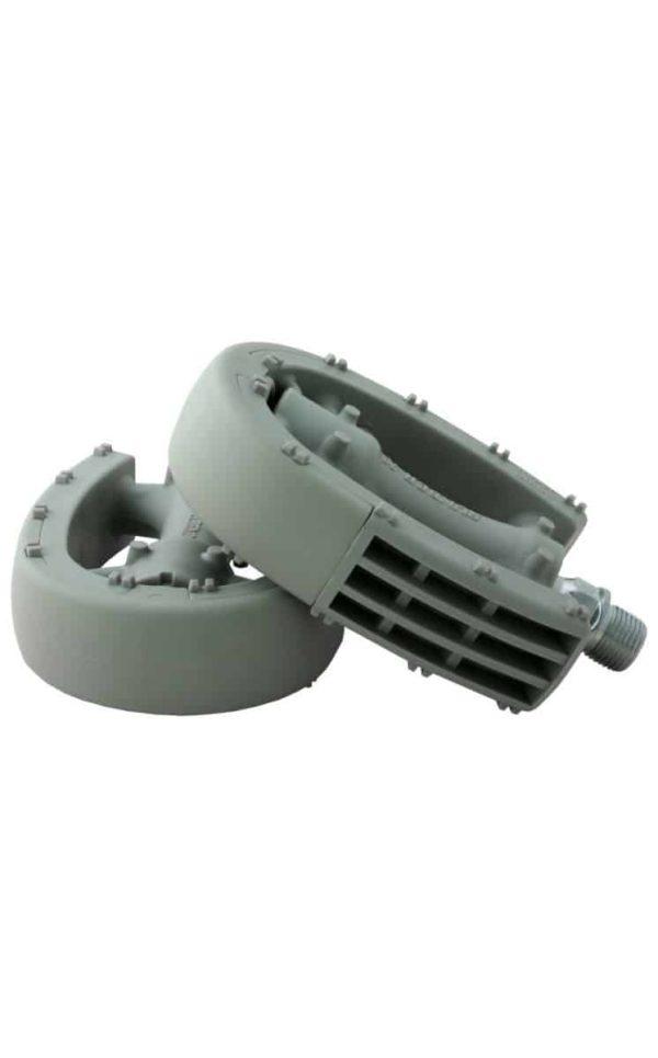 MKS Pedal, Runber X, grey