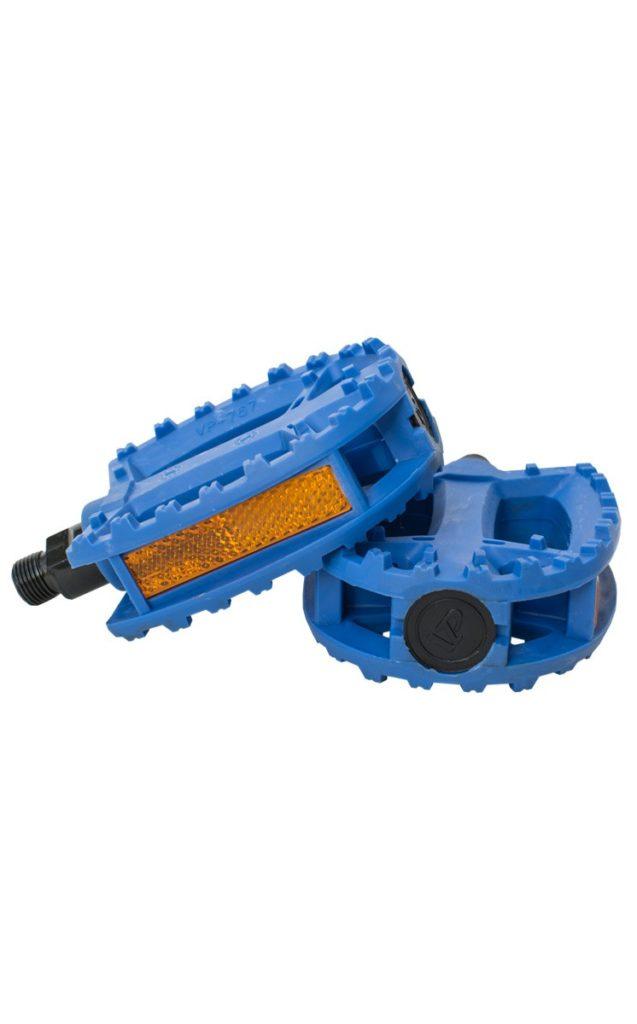 QU-AX Standard Pedal, blue
