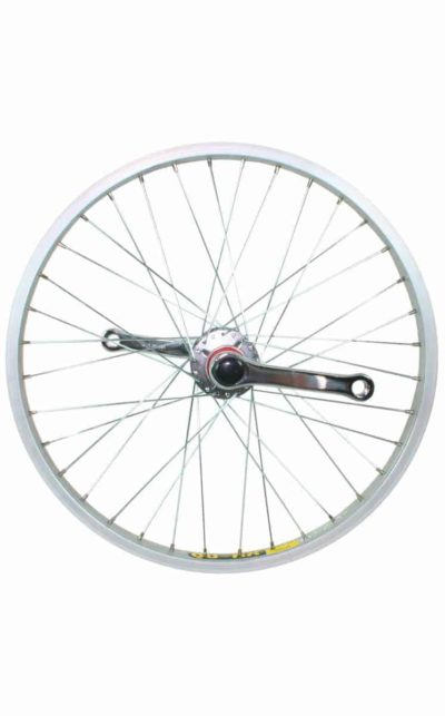 "Wheel 406 mm (20"") Luxus"