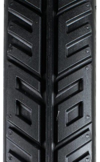 """QU-AX Tire 787 mm (36""""), King George black"""