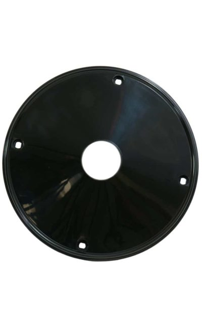 "Wheelcover, 305 mm (16"") black"