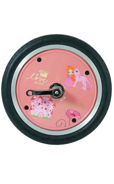 "Wheelcover, 305 mm (16"") Princess"