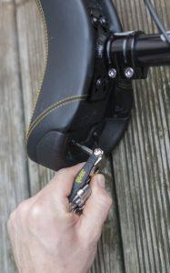 QU-AX Minitool 4 mm hex key