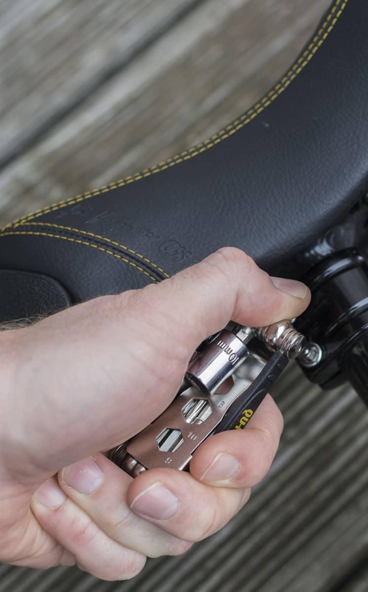 QU-AX Minitool 5 mm hex key