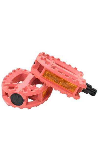 QU-AX Standard Pedal, red