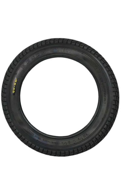"QU-AX Tire 203 mm (12"") black"