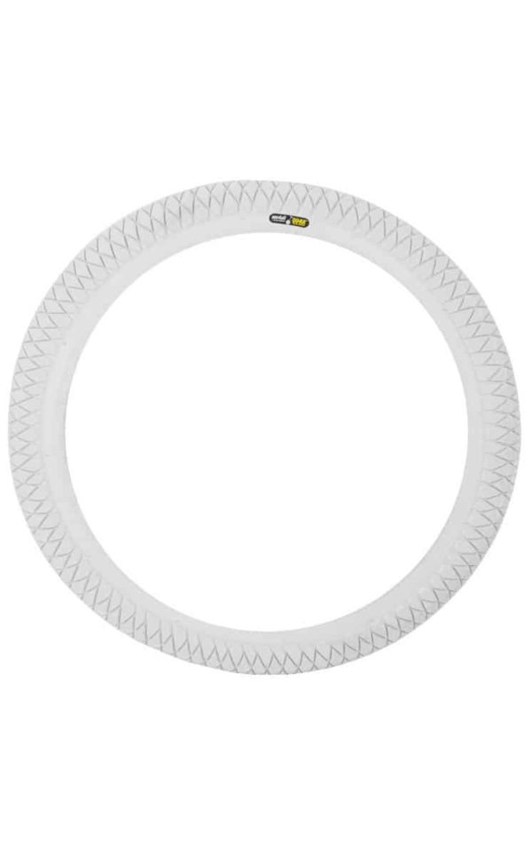 "QU-AX Tire 305 mm (16"") white"
