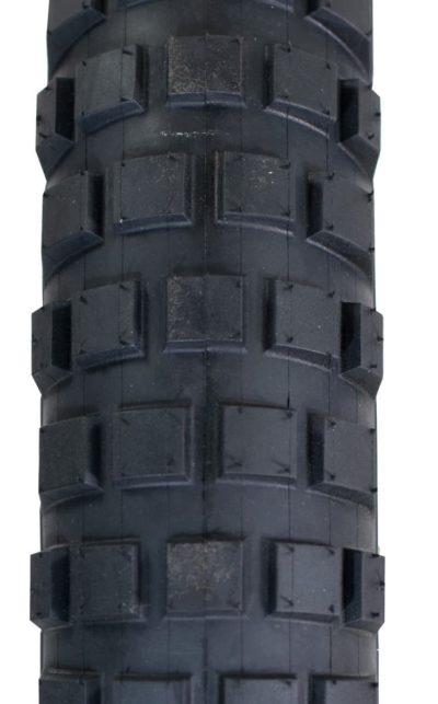 "QU-AX Tire 406x57 mm (20""x2,5"") Q-Cross, black"