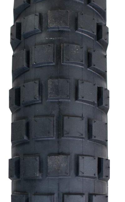 """QU-AX Tire 406x57 mm (20""""x2,5"""") Q-Cross, black"""