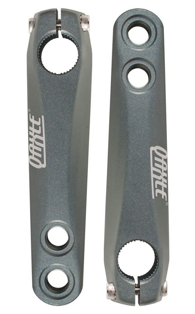 Q-Axle Cranks 110/136 mm