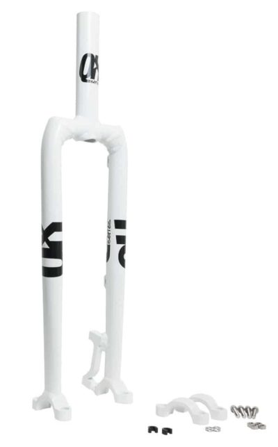 "QX 584 mm (27,5"") Muni Disc Frame, aluminum, white"