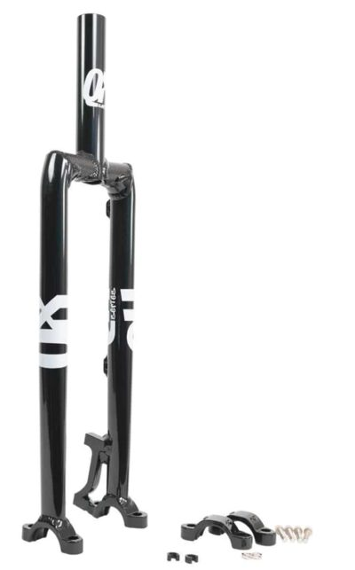 "QX 584 mm (27,5"") Muni Disc Frame, Aluminum, black"