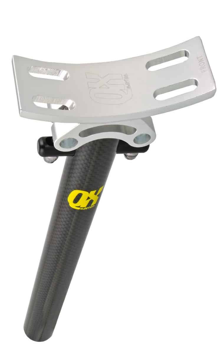 QX Carbon seatpost for unicycles