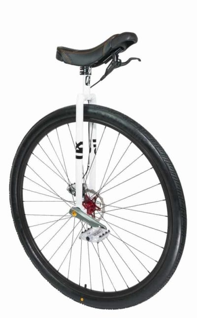 "QX-series Q-Axle Disc 36"" white"