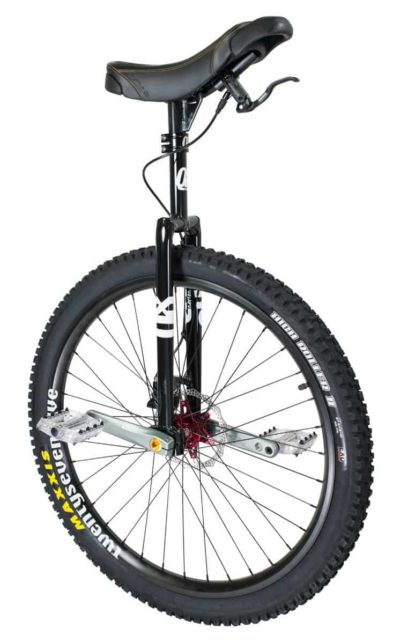 "QX Q-Axle municycle Disc 584 mm (27,5"") black"