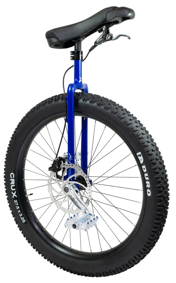 "Kris Holm  584 mm (27.5"") Unicycle"