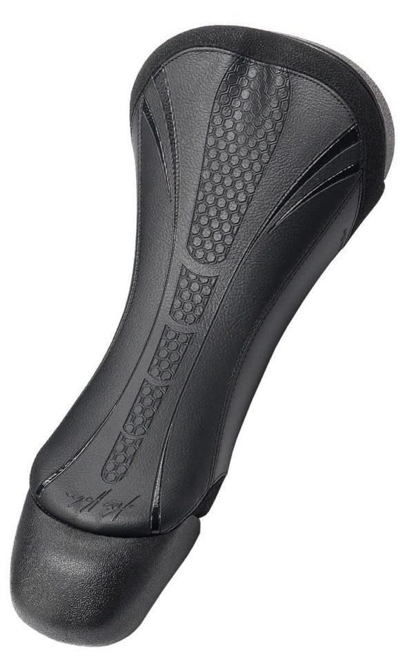 Kris Holm Fusion Slim saddle, black