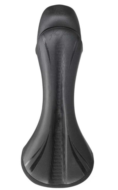 Kris Holm Fusion One saddle, black