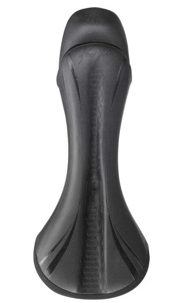 Kris Holm Fusion One saddle, black