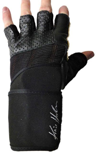 Kris Holm Pulse Halffinger Gloves