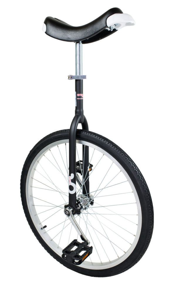 "OnlyOne unicycle 507 mm (24"") black"