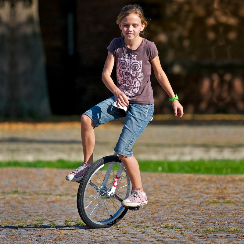 Beginner unicycles