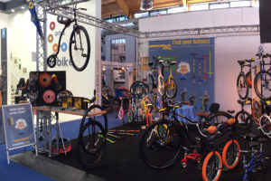 Visit QU-AX on the Eurobike