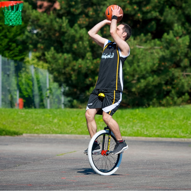 Professional unicycles