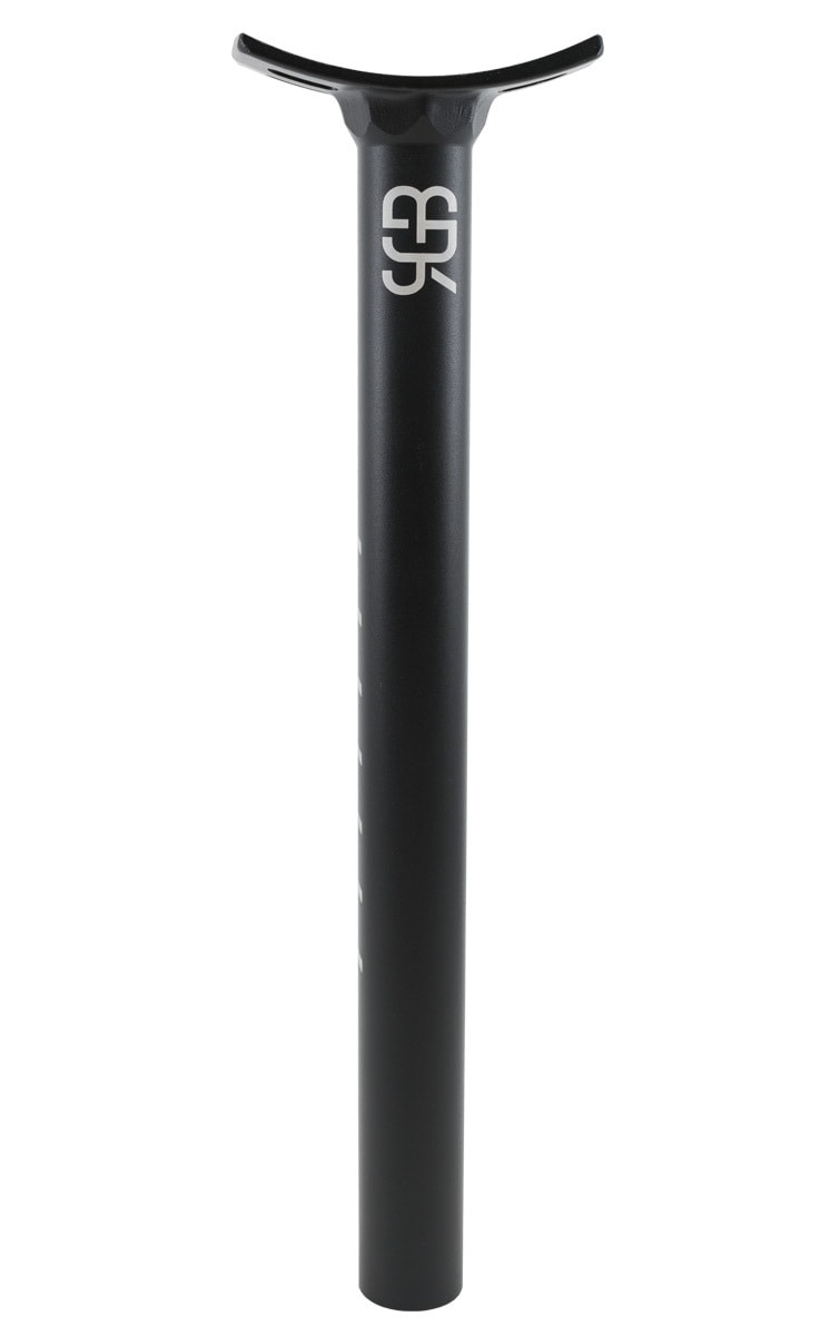 #rgb black 31,6 mm unicycle seatpost