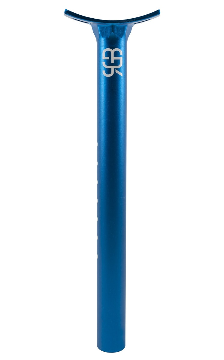 #rgb blue 31,6 mm unicycle seatpost