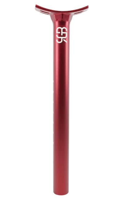 #rgb red 31,6 mm unicycle seatpost