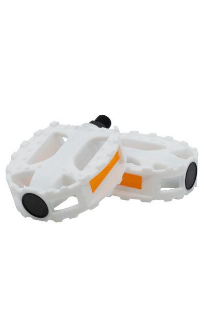 Standard Plastic Pedal, white