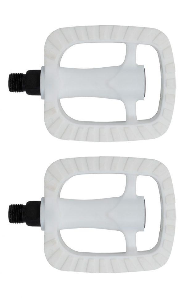 QU-AX Profi Pedal, white