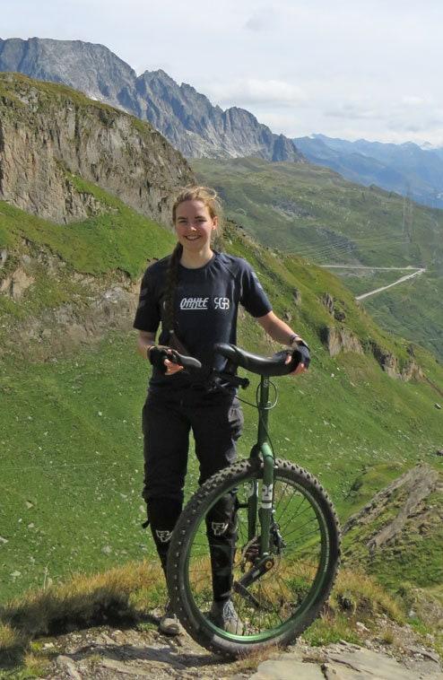 Rebekka Wiedener (Becky)