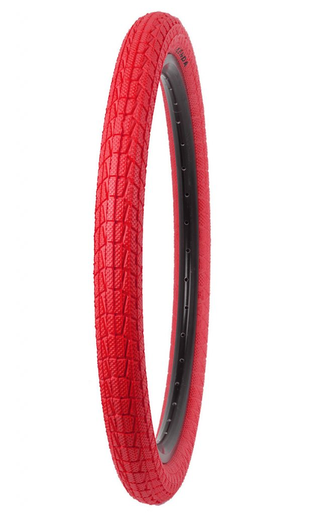 """Kenda 406 mm (20"""") unicycle tire, red"""