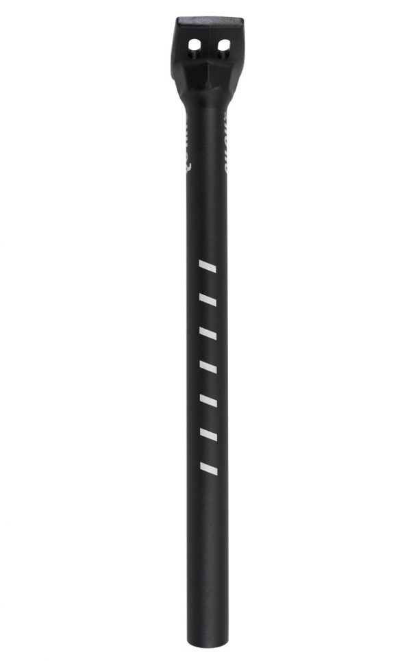 2904 #octa Sattelstütze 25,4 mm schwarz