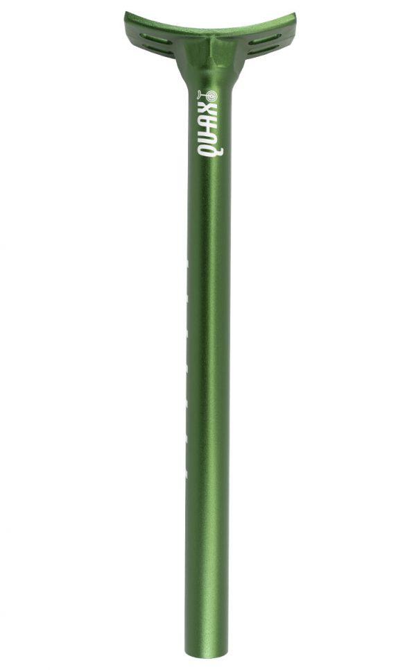 2904 QU-AX #octa seatpost 25.4 mm, green