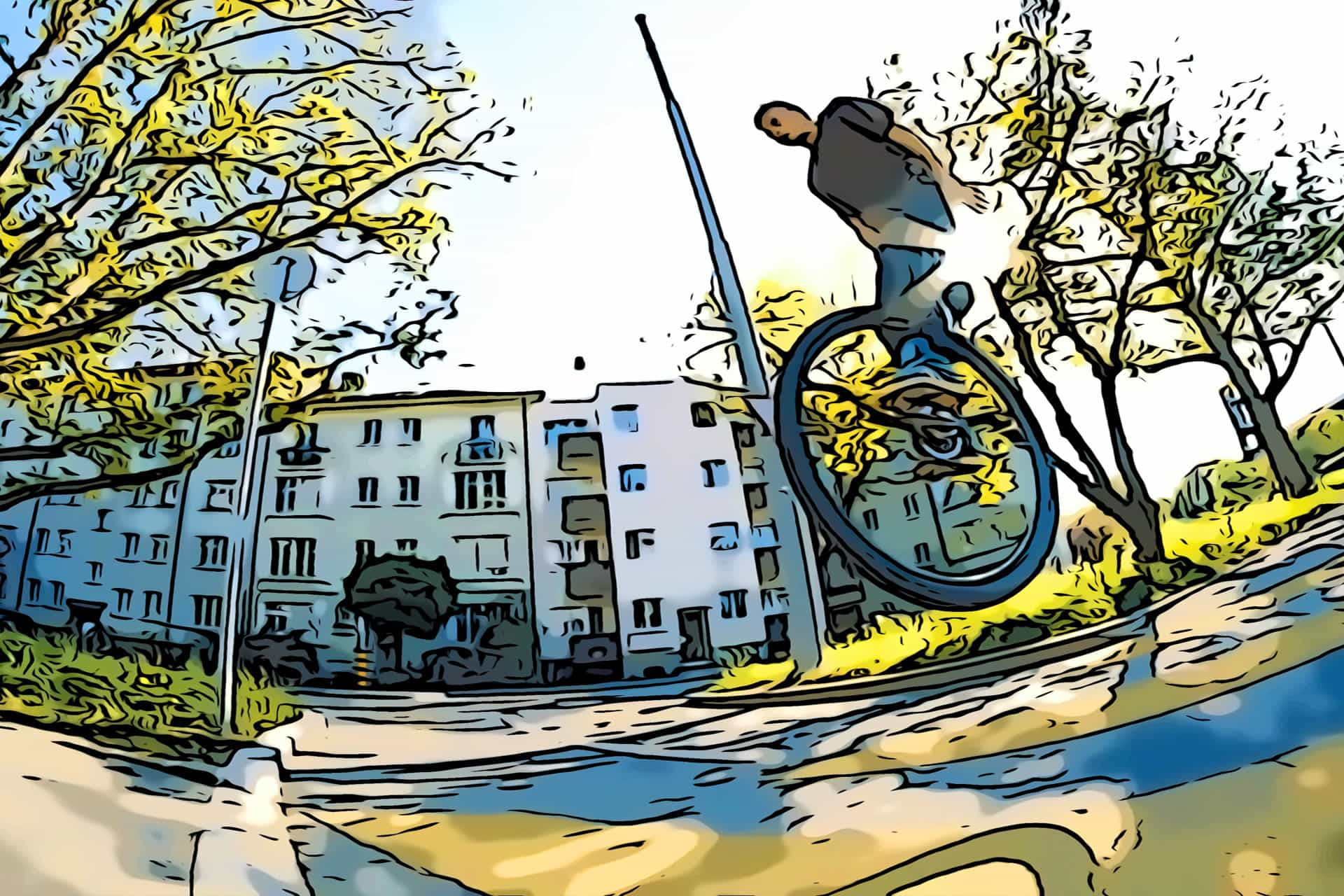 Cédric Vincent BIG Street on 36""